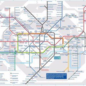 Mind The Gap / London Transport