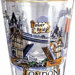 London Shot Glass
