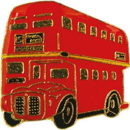 London Red Routemaster Bus
