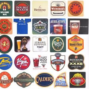 Beer Mats Table Mats