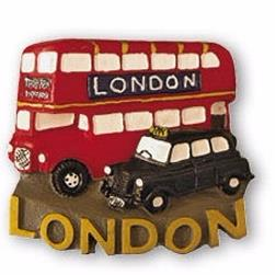 London Fridge Magnets