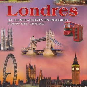 London Guide Books, Maps & Books