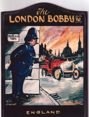 London Policemen / Bobbies Souvenirs